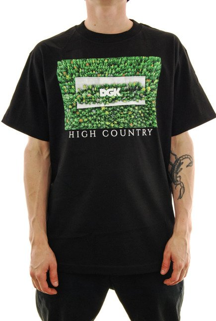 Koszulka DGK - High Country black