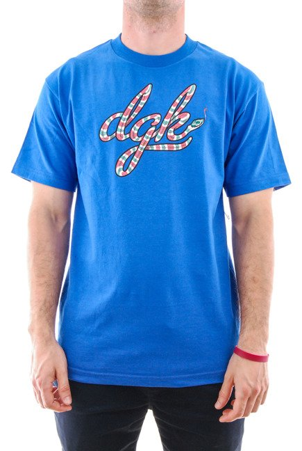 Koszulka DGK - King Royal Blue