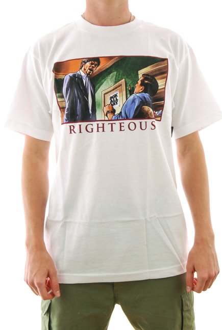 Koszulka DGK - Righteous White