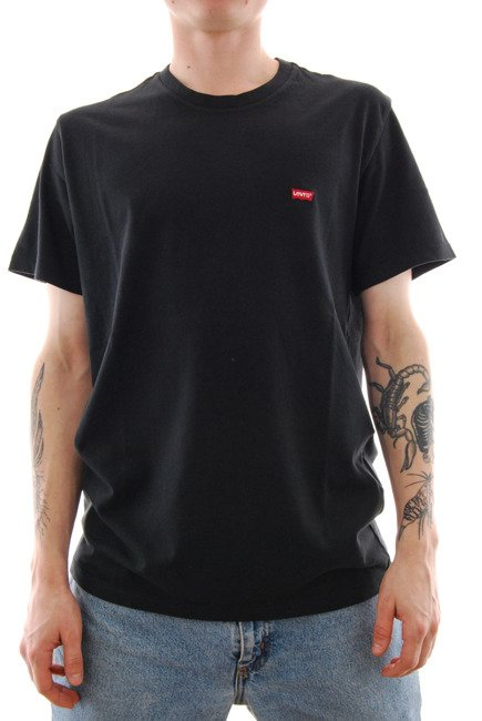 Koszulka Levi's Skateboarding - Graphic Set-in Neck black