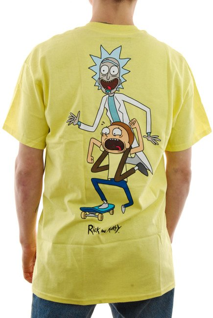 Koszulka Primitive - Classic P x Rick And Morty banana