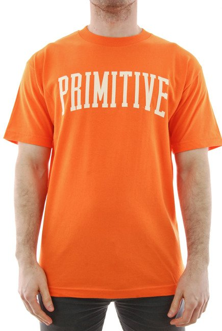 Koszulka Primitive - Collegiate Orange