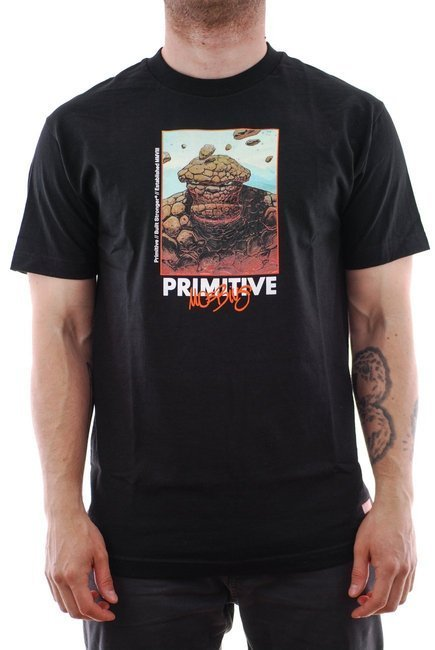 Koszulka Primitive x Marvel - Thing black