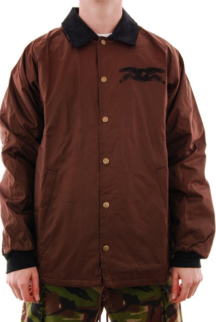 Kurtka Antihero - Basic Eagle Embroidered Coaches Jacket