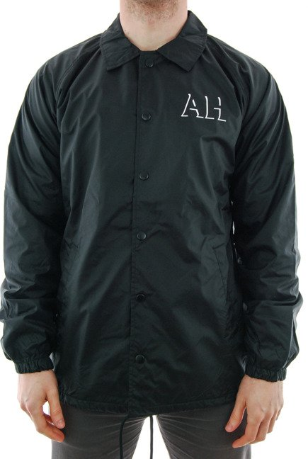 Kurtka Antihero -  Drop Hero Waterproof Coaches Jacket Black/White