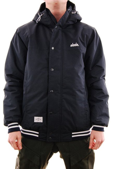 Kurtka Elade -  WINTER JACKET CLASSIC NAVY BLUE