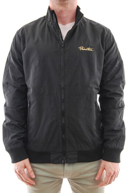 Kurtka Primitive -Relay Track Jacket Black