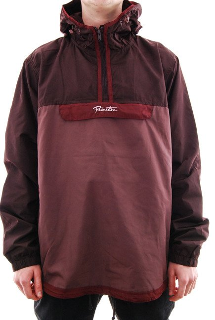 Kurtka Primitive - Taped Anorak Burgundy