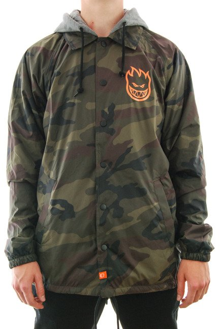 Kurtka Spitfire -  Covert Coaches Jacket Camo