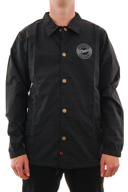Kurtka Spitfire - Flaying Classic Coaches Jacket Black