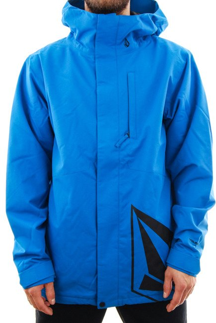 Kurtka snowboardowa Volcom - 17Forty Insulated Blue