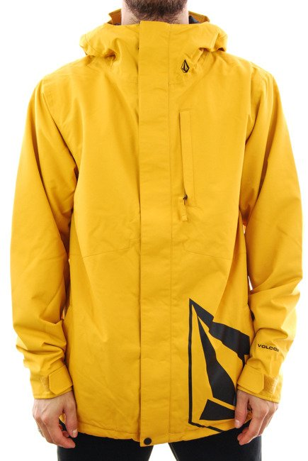 Kurtka snowboardowa Volcom - 17Forty Insulated Resin Gold