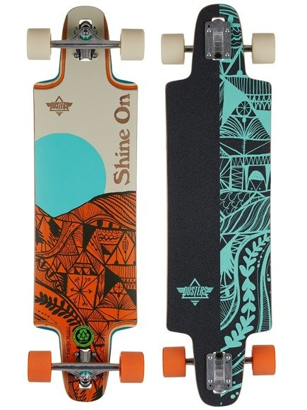 Longboard Dusters California - Shine Org 36""