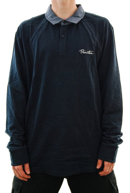 Longsleeve Primitive - Solid rugby midnight