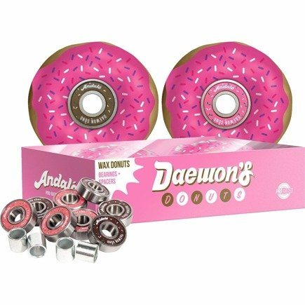 Łożyska Andale Bearings - Daewon Song Donut Wax Pro Rated Bearings