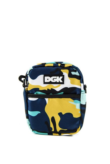 Nerka DGK- Ruckus shoulder bag multi