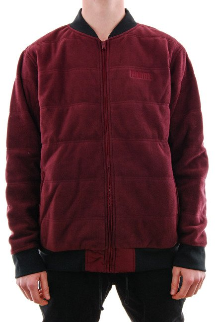 Polar Primitive - Bomber burgundy