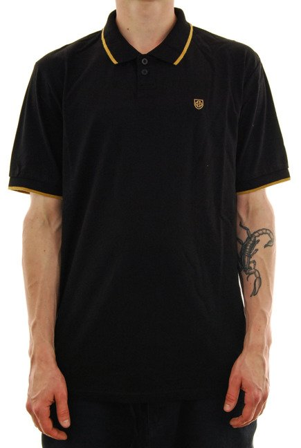 Polo BRIXTON - Hedge yellow