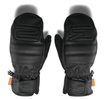 Rękawice snowboardowe Thirty Two  - Tm Mitt Black
