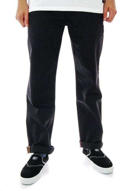 Spodnie Levi's Skateboarding Work Pant Regular Straight Black