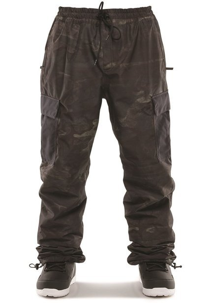 Spodnie snowboardowe ThirtyTwo - Fatigue Brown/Camo