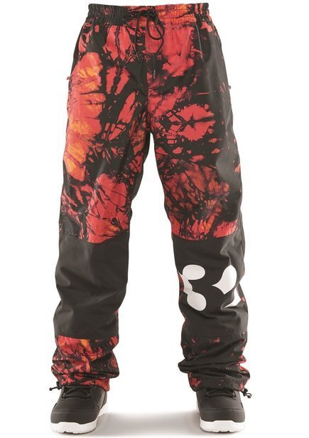 Spodnie snowboardowe ThirtyTwo - Red/Black