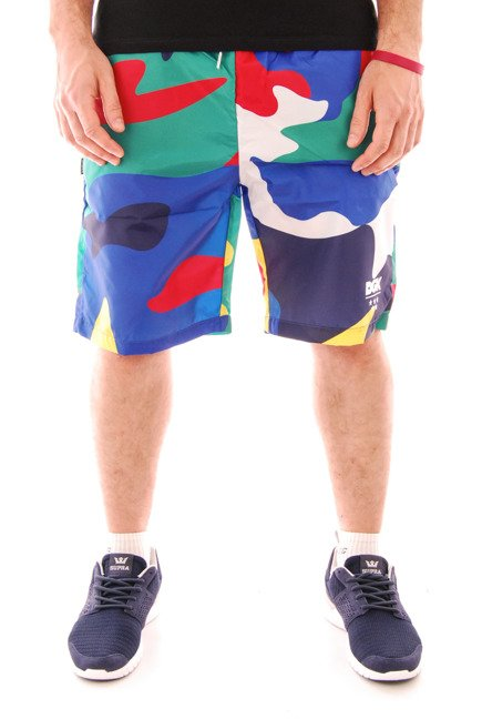 Szorty DGK - General Ahtletic Shorts Multi