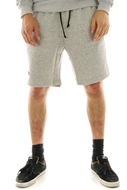 Szorty Elade - Classic Shorts Mini Logo Light Grey
