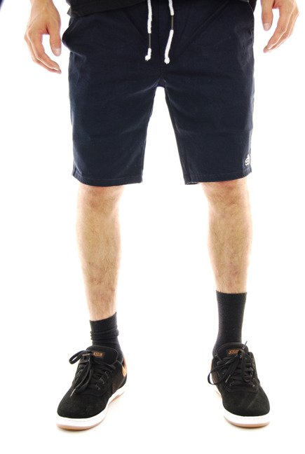 Szorty Elade - Jogger Shorts navy Pants