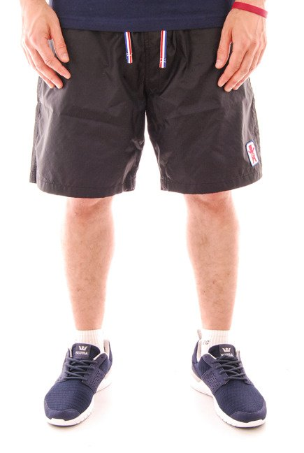Szorty Es - Grizzly Backspin Short Black