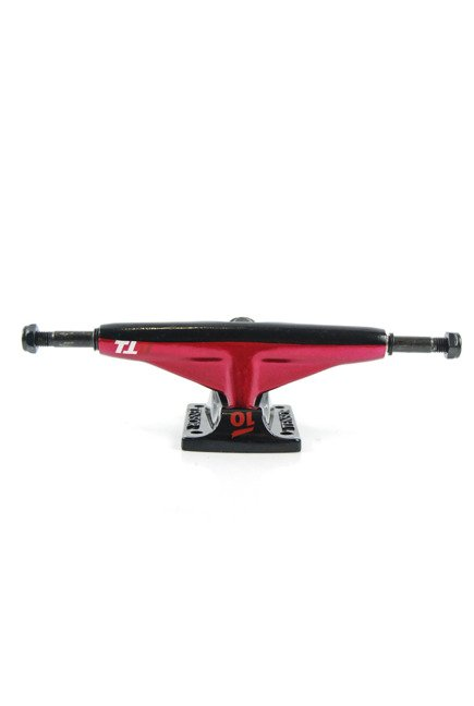 Trucki Tensor - Aluminium Low Split Red/Black
