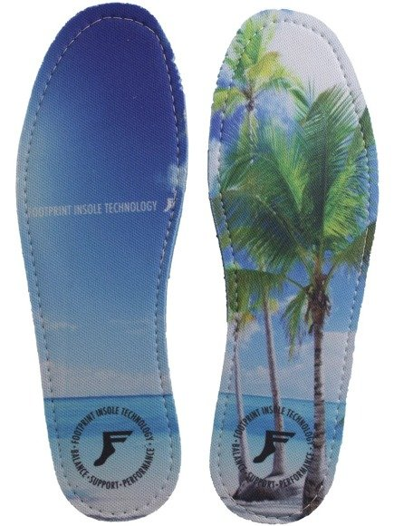 Wkładki do butów Footprint Insoles - Beach Hi Profile Kingfoam Insoles