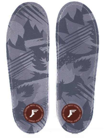 Wkładki do butów Footprint Insoles - Light Grey Camo Gamechangers