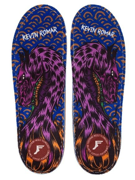 Wkładki do butów Footprint Insoles - Romar Dragon Kingfoam Orthotic