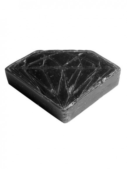 Wosk Diamond Supply Co.- Hella Slick Wax Black