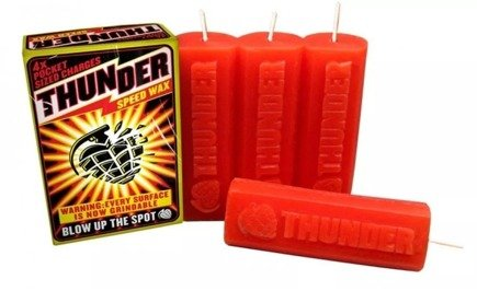 Wosk Thunder Speed Wax
