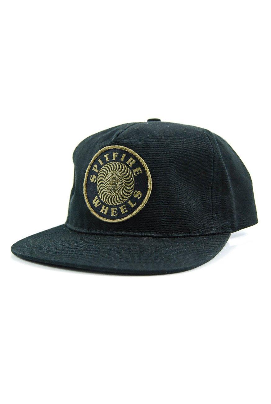 b268708b63ff0 Czapka z daszkiem Spitfire - OG Classics Snapback Hat Black ...