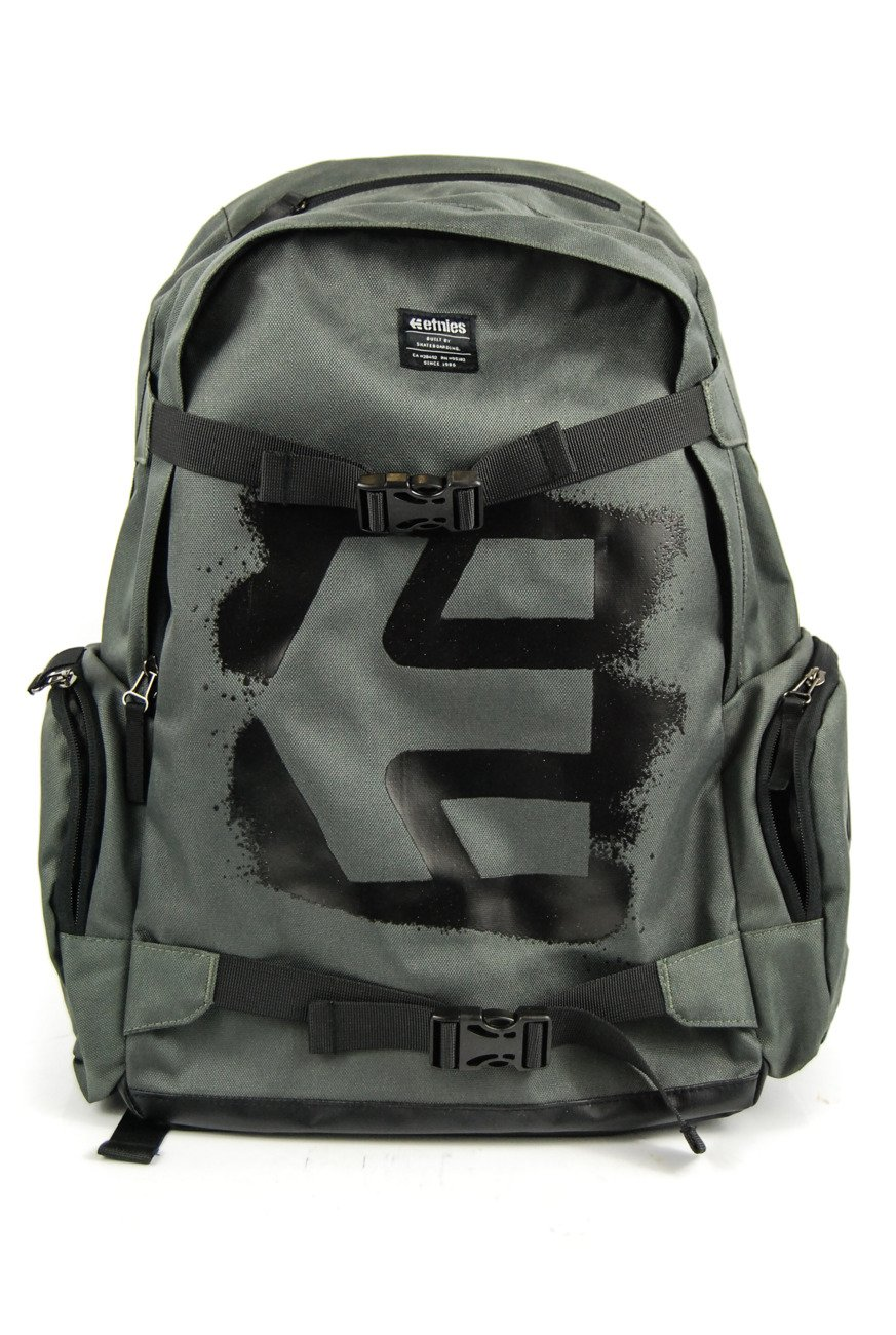 adab5c4279be1 Plecak Etnies - Essential Skate charcoal ...