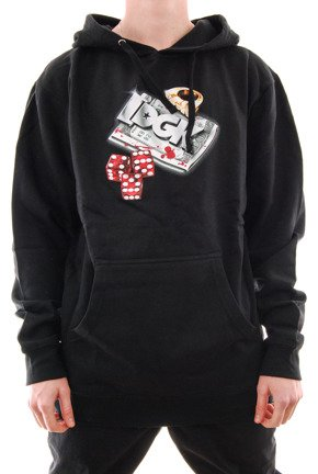 Bluza DGK - Roll out black