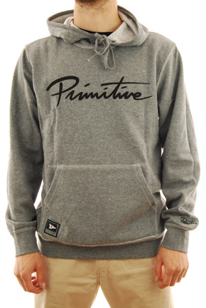 Bluza Primitive - Nuevo Reverse ice heather