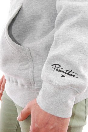 Bluza Primitive - Sabine Pullover Hoodie Grey Heather