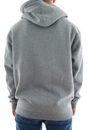 Bluza Spitfire - Old E Embroidered Hoodie Heather Grey