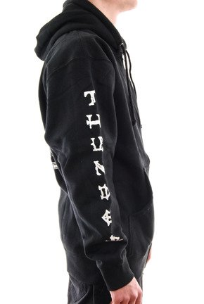 Bluza Thunder - Zip All Knowing Black/glow
