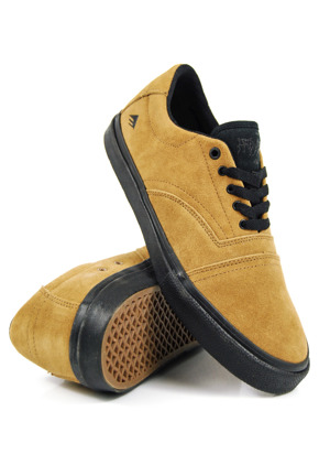 Buty Emerica - Provider tan/black
