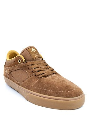Buty Emerica - The Hsu  Low Vulc Brown/Gum