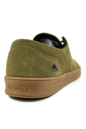 Buty Emerica - The Romero Laced olive/gum