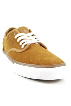 Buty Emerica  - Wino G6 Brown/White