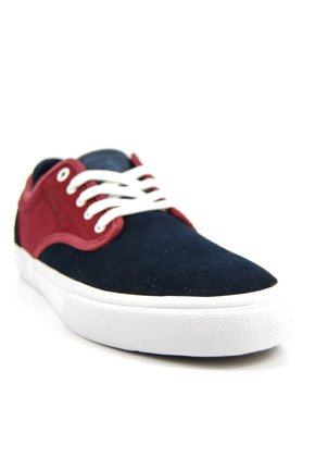 Buty Emerica  - Wino G6 Navy/Red
