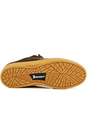 Buty Etnies - Marana x Michelin brown/gum/brown