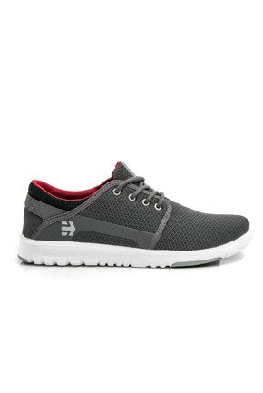 Buty Etnies - Scout Grey/Black/Red